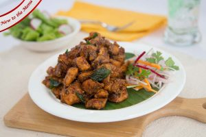 Chicken Varutha Curry