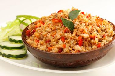 Chicken Kothu Idiyapam