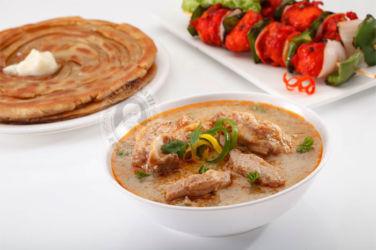Mutton Nalli Chops Kulambu