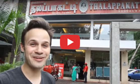 Indian Street Food Tour in Chennai