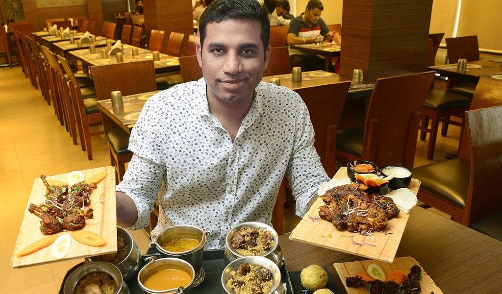 The taste of home D Nagasamy says there are plans to expand the brand across West Asia and Tamil Nadu