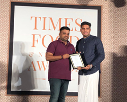 Times food award