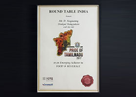 Pride of Tamilnadu by Round Table India