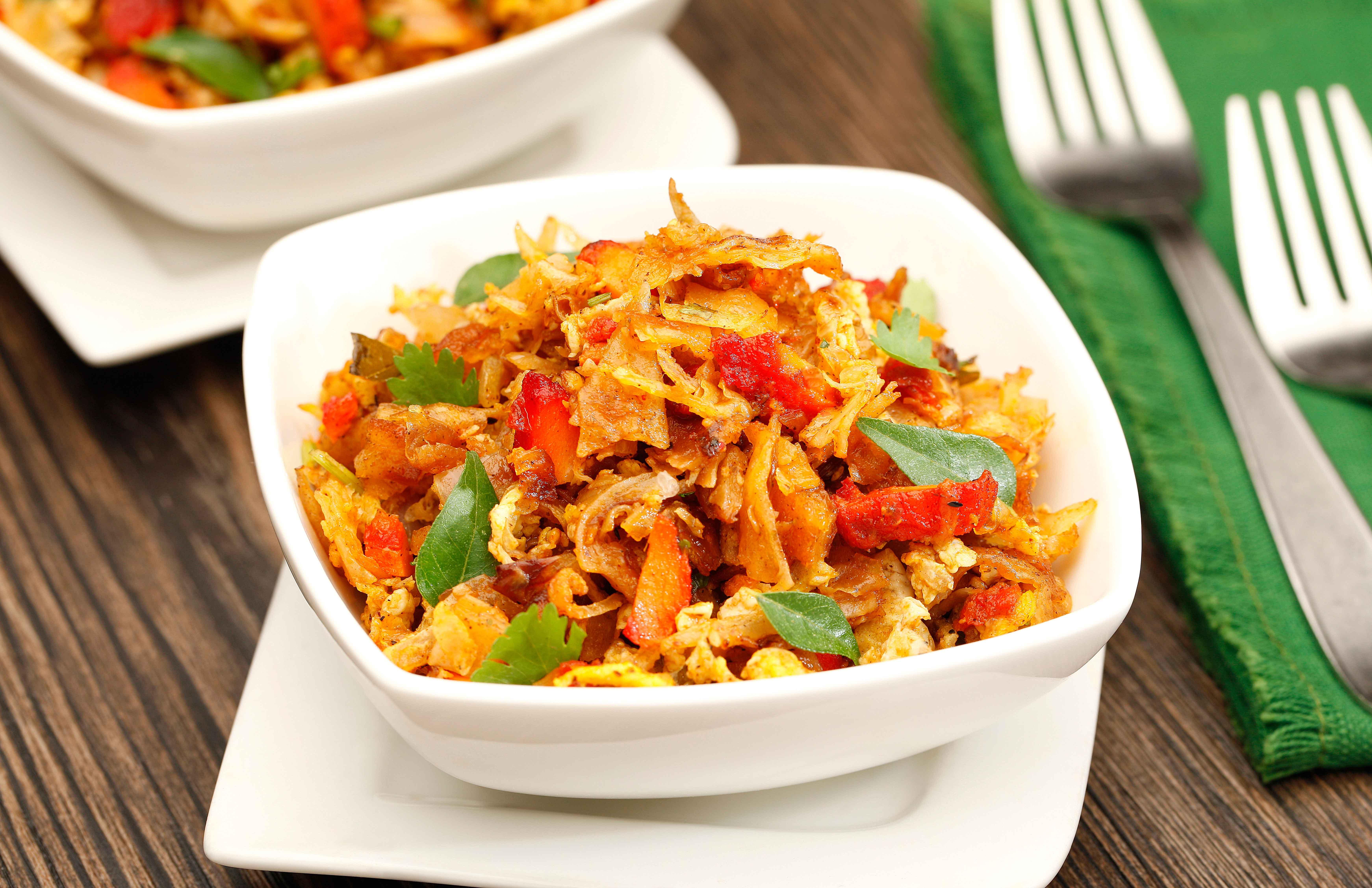 Chicken Kothu Parata