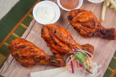 BBQ Drumstick Chicken