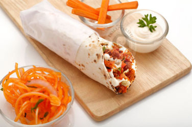 Chicken Shawarma Kabab