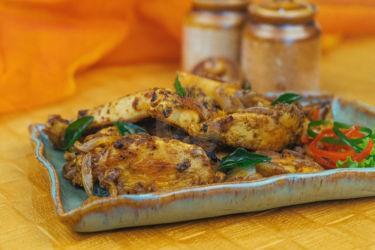 Kattabomman Chicken Roast